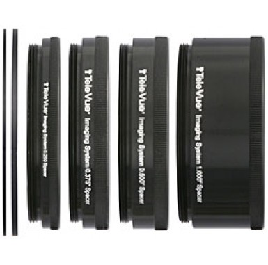 """Set of 6 Accessory Tubes for 2.4"""""""