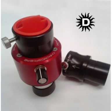 DAYSTAR COMBO QUARK Hydrogen Alpha Eyepiece DSZCC