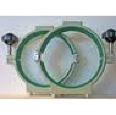 Tube Holder TSA-120 (125mm) (Double type) (to be used with M-type M)