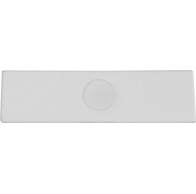 Concave Blank Microscope Slides 50 pieces Microscope Accessory