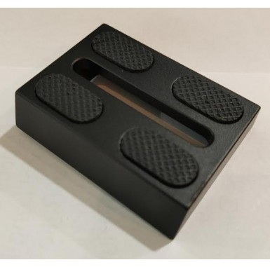 AstroLee Dovetail Bar Rubber Padded Vixen style 55mm Long