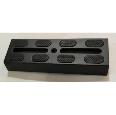 AstroLee Dovetail Bar Rubber Padded Vixen style 120mm Long